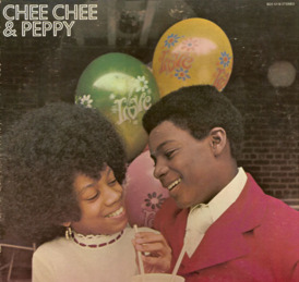 Chee Chee & Peppy Buddah Records LP 1972