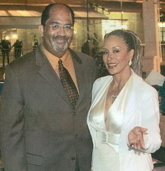 Howard Burchette and Freda Payne